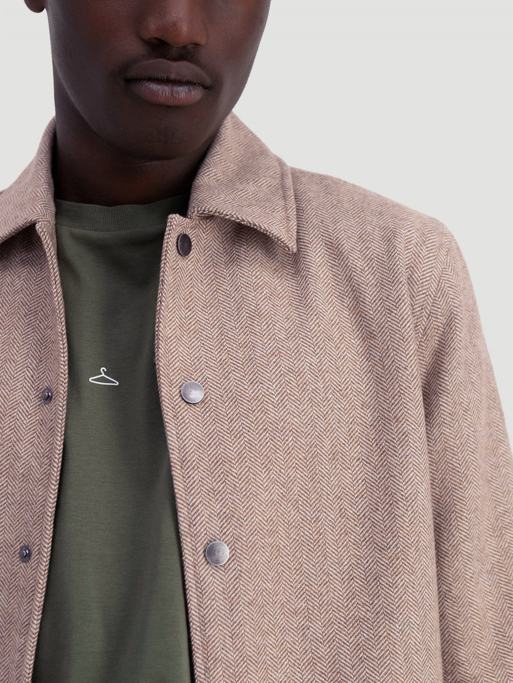 Gabo Shirt Jacket