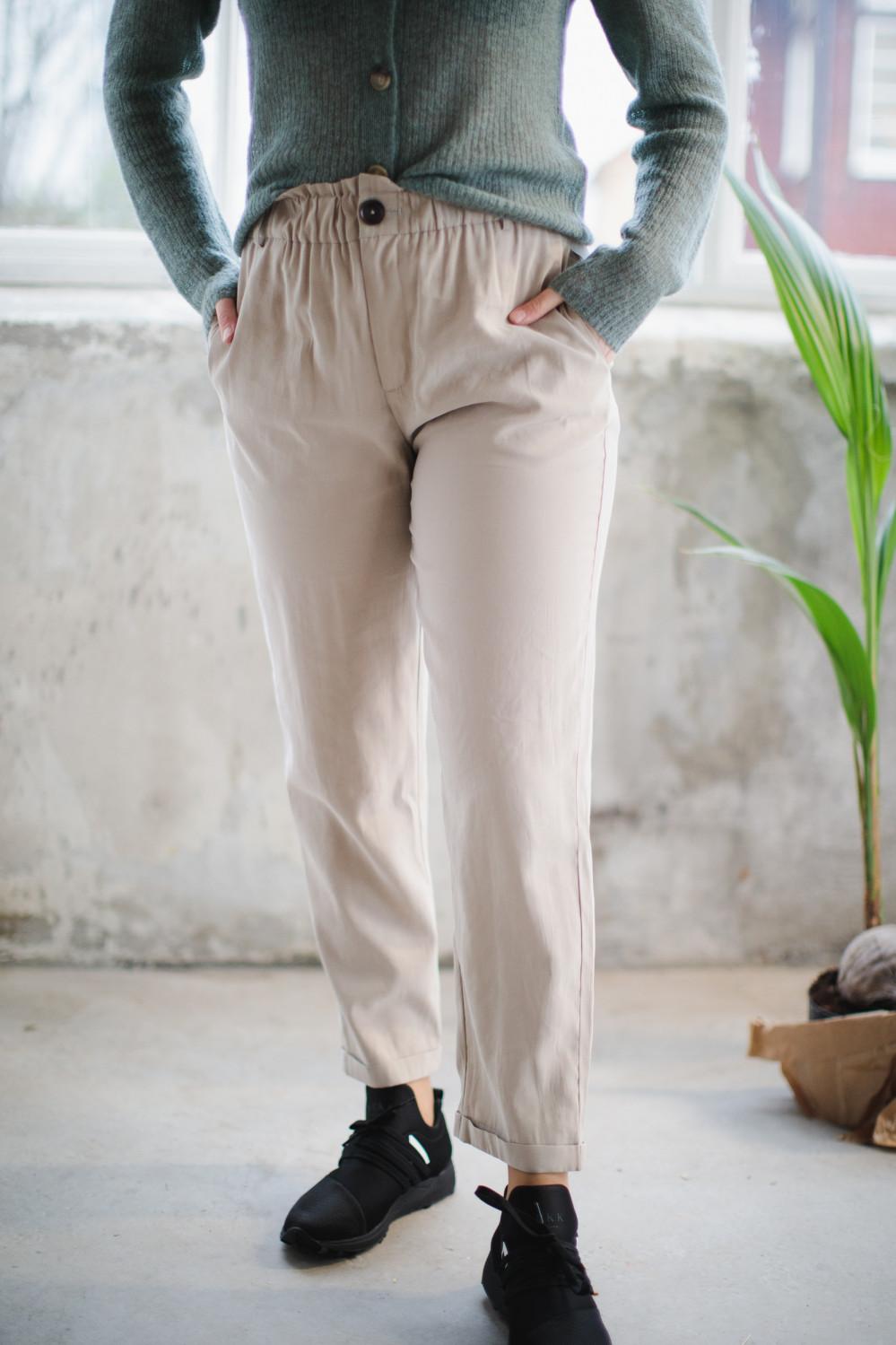Sky Trouser, beige