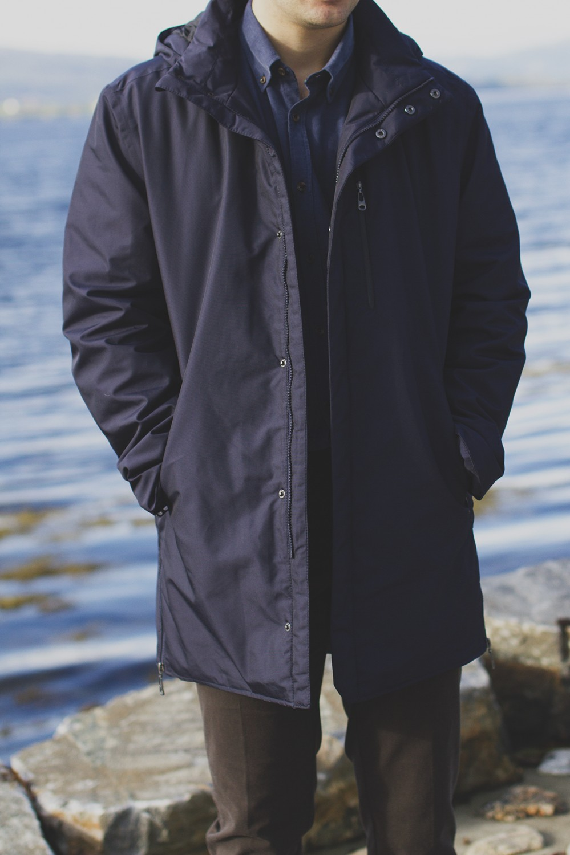 Trondheim jakke | INCaholic