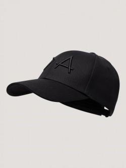 Base cap, Black