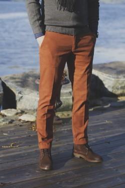 Rick Trouser - Burned orange