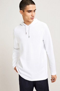 Sang hoodie 9658 White