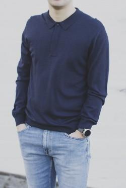 FENDER Knitwear, Outer blue