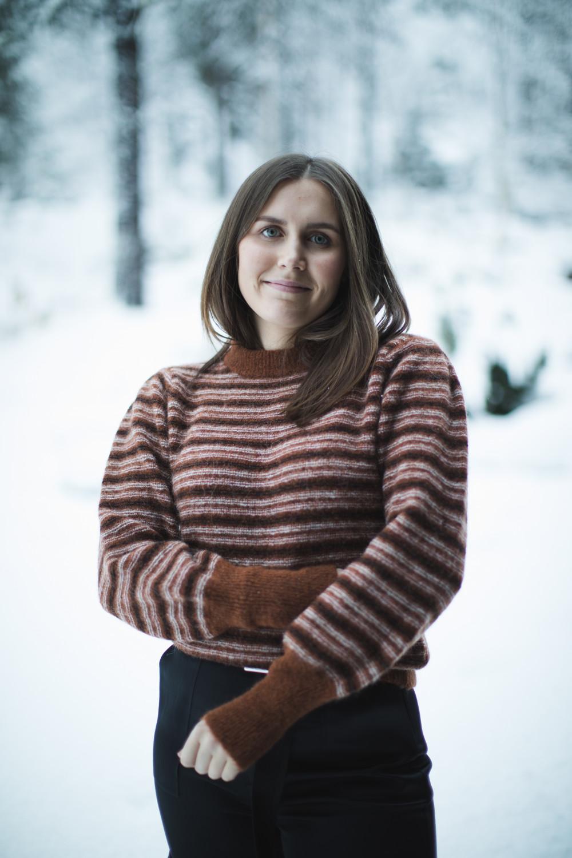 Valerie Stripe, Brown