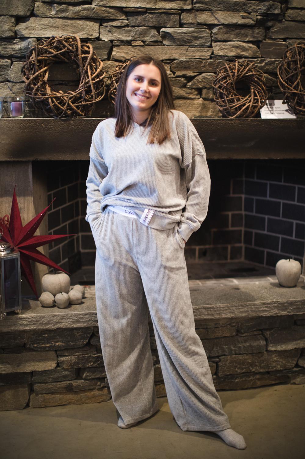 Sleep Pant, Grey Heather