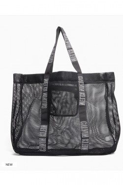 Mesh beach bag, hold all