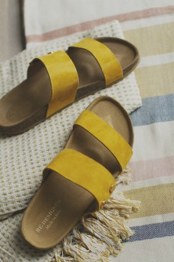 Meo Sandals YELLOW
