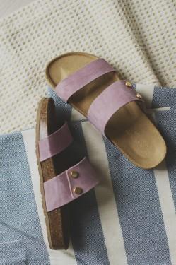 Meo Sandals, Lavendel