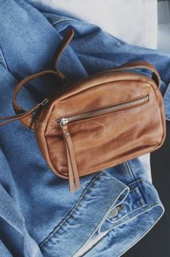 Os small bag WALNUT