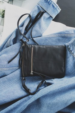Oulu small bag BLACK