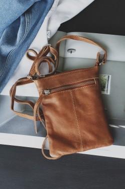 Oulu small bag WALNUT
