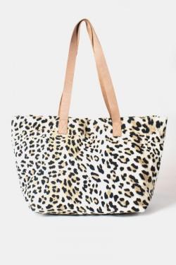 Eris Bag large, Leopard