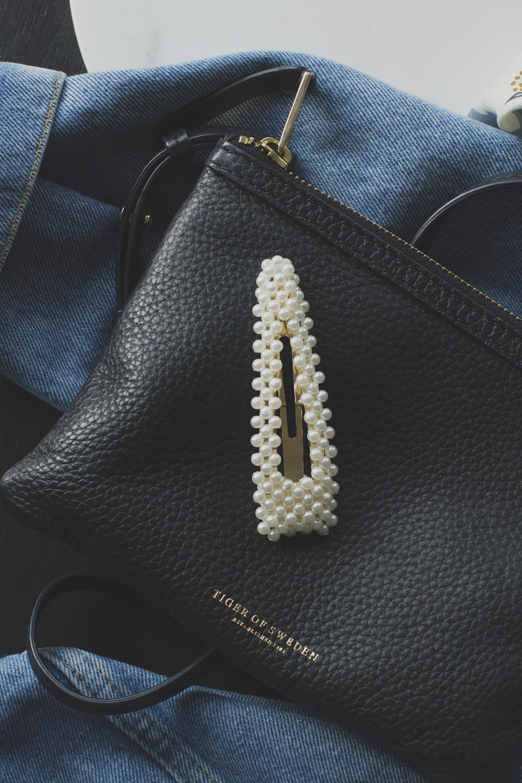 Hårspenne perler, 15054