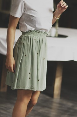 Sotra Bee Humble Skirt