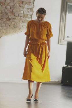 Kacee Dress, Sunny Yellow