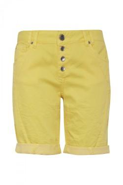 Rosita shorts, gul