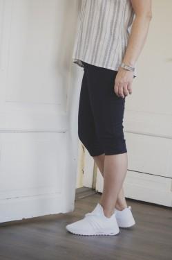 Rosita capri pants, marine