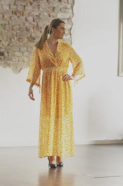 Fleaura Cecilie LS dress