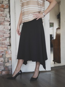 MABLE skirt, black