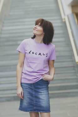 Locals tee ms19, Sheer Lilac