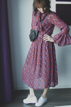 Rosanna long dress MS19