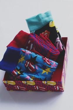 Rolling stones sock box set
