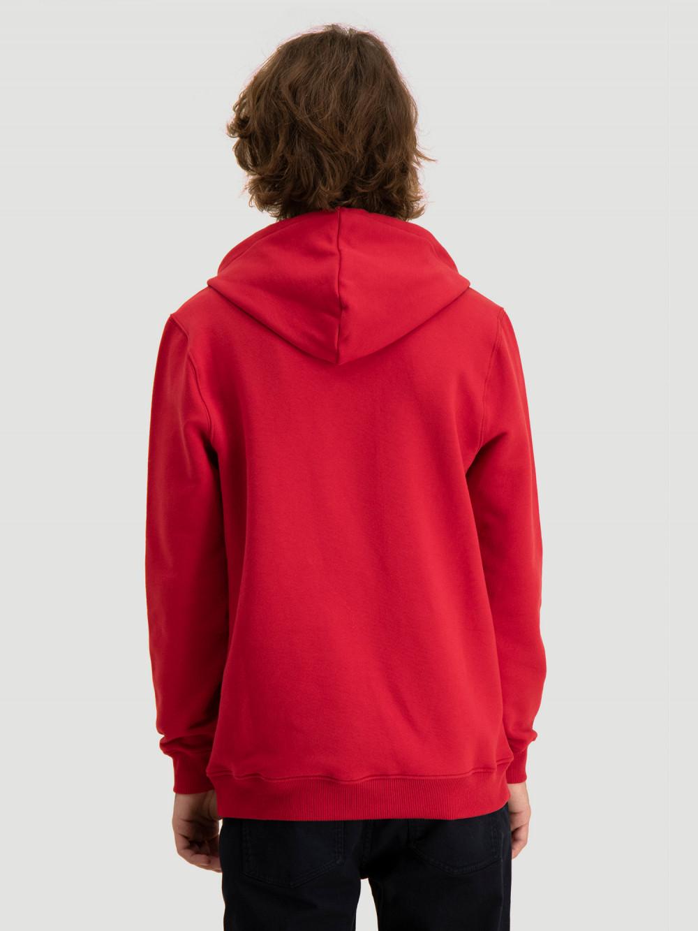 Hanger Sweat, Red