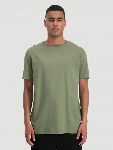 Hanger Tee, Green