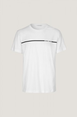 Bogense t-shirt 273, WHITE