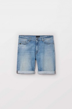 ASH. denimshorts, light blue