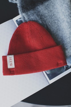 MARGAY beanie, Mecca Orange
