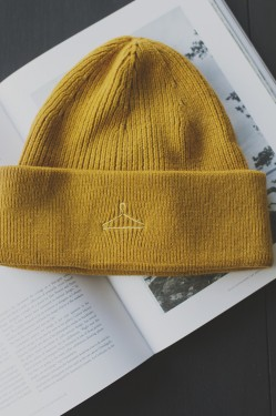 MARGAY Beanie, Yellow