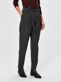 Bio Kipas pants, Dark grey melange
