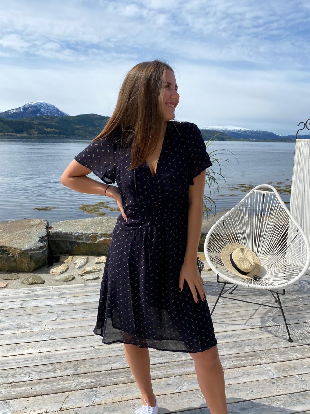DitaIW Short Dress