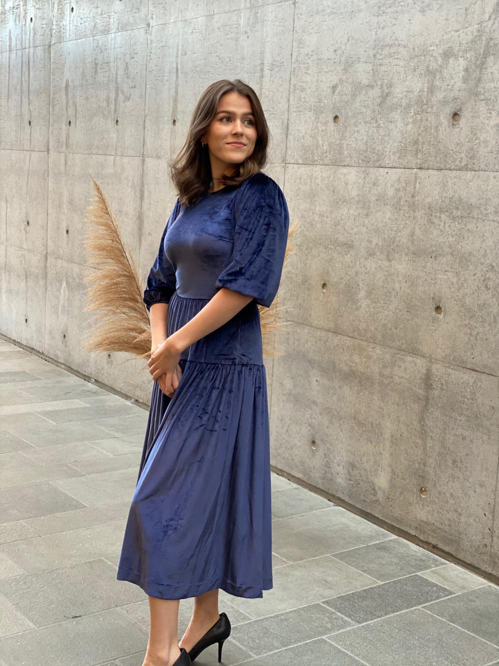 Faryl long dress