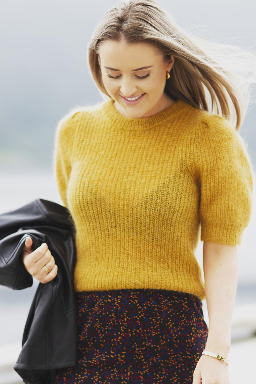 Holly ss pullover
