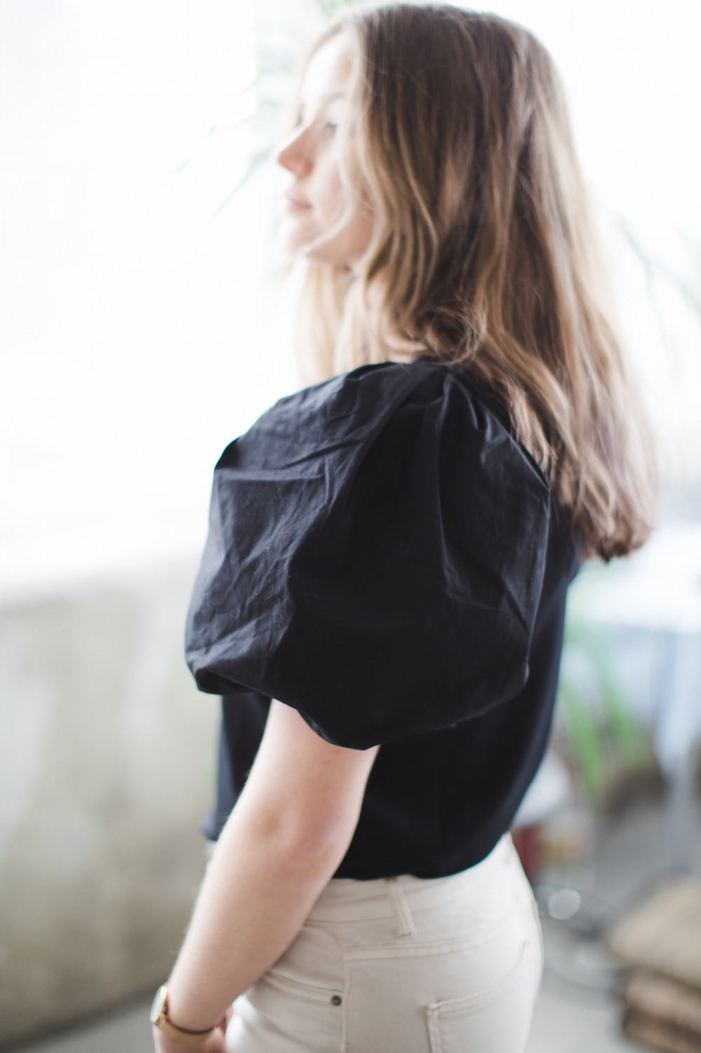 IMAgz blouse