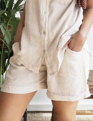 Lotta shorts beige