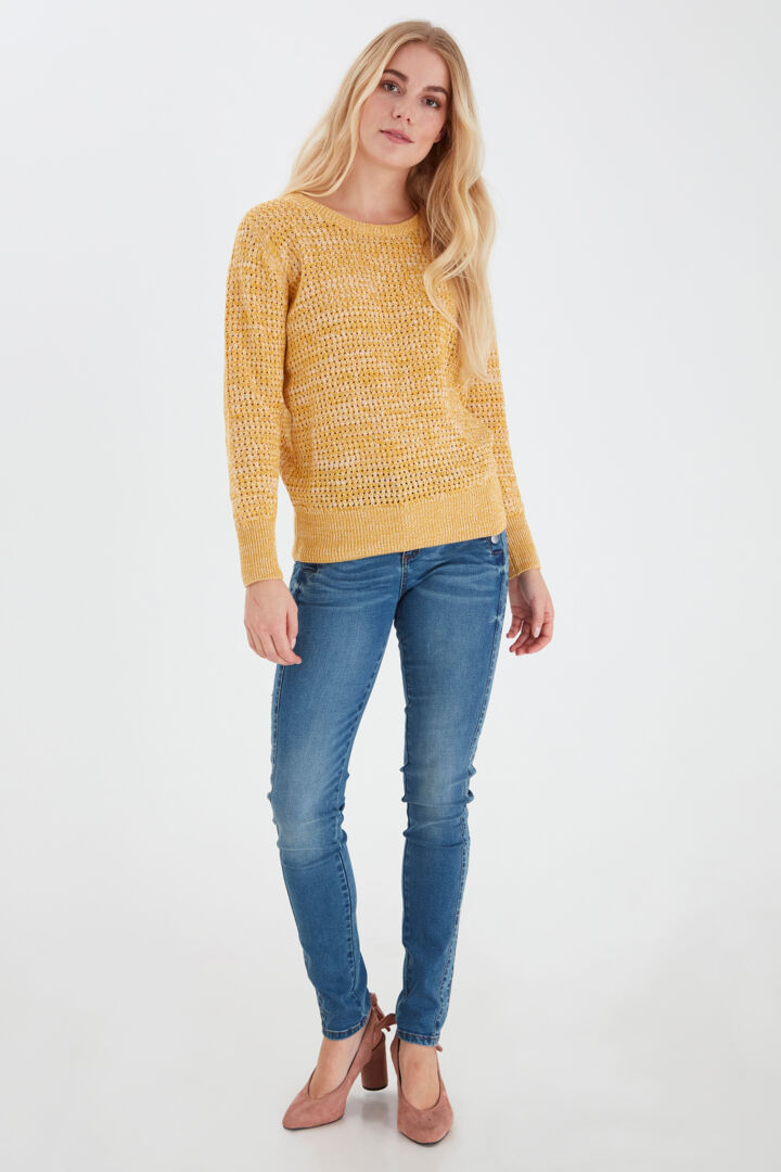 Peridge pullover Yellow