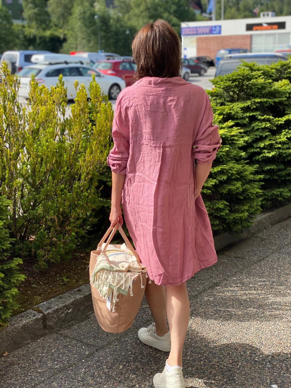 Matilde dress WILD BERRIES