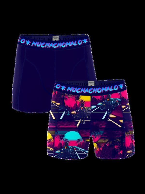 Retro Wave 2pk. boxershorts