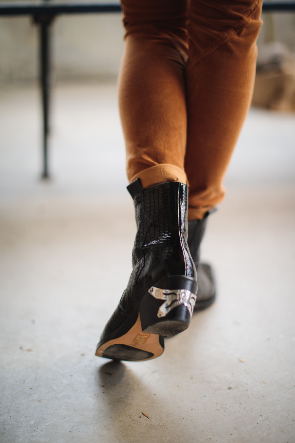 Cezzi GZ Boots