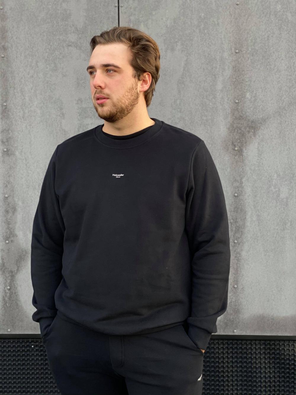 Oslo Crew Black