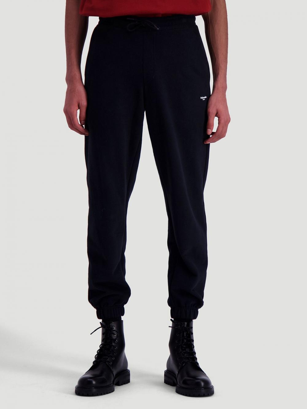 Oslo Sweat Trouser Black
