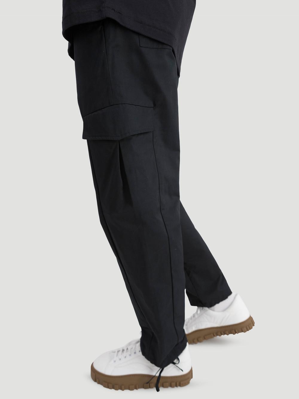 Pimp Trouser Black