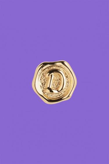 Signet Coin Gold D