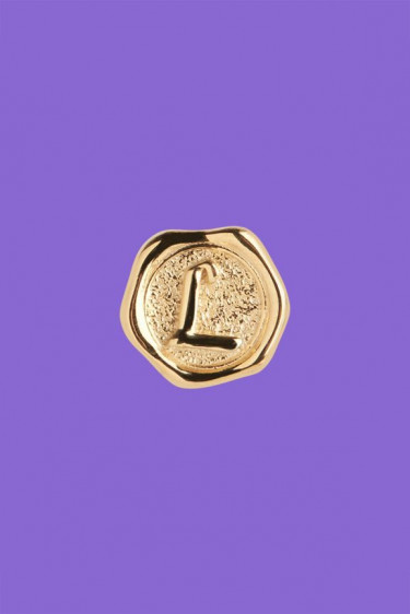 Signet Coin Gold L