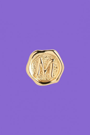 Signet Coin Gold M