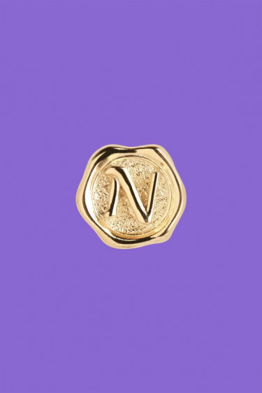 Signet Coin Gold N