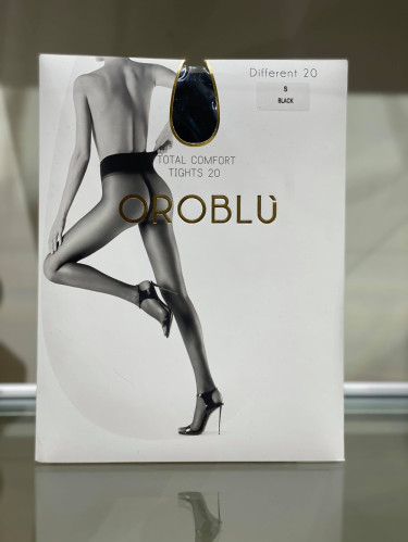 Oroblu Different 20 Black